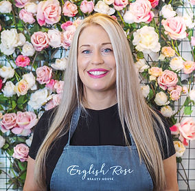 Hayley Bowles English Rose Beauty House