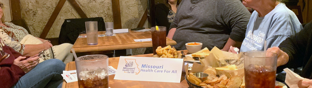 Missouri Health Care For All's followers share their healthcare stories.