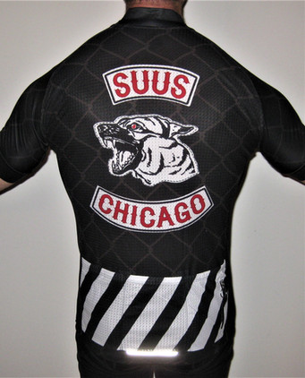 Yes the custom Chicago Dog jersey