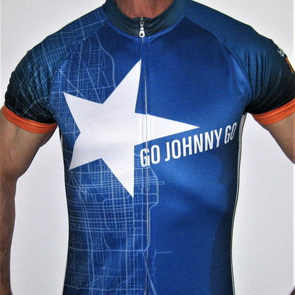 Starwood Retail Partners | Bike MS Custom Cycling jersey | Tour de Cure