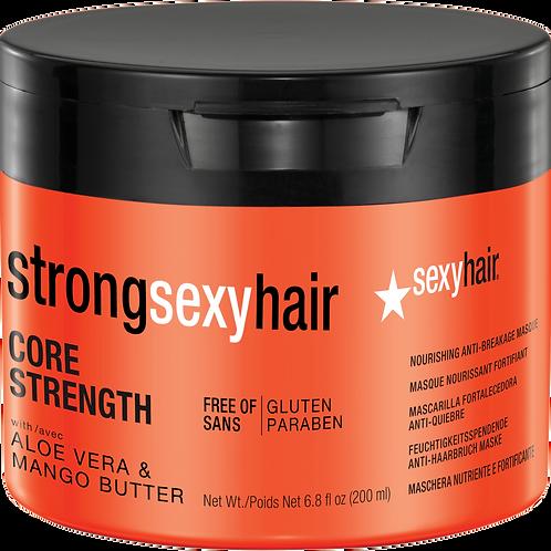 Strong Sexy Hair - Core Strength Nourishing Masque 200ml
