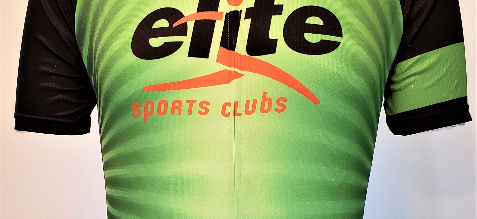 Elite sports clubs custom cycling jersey
