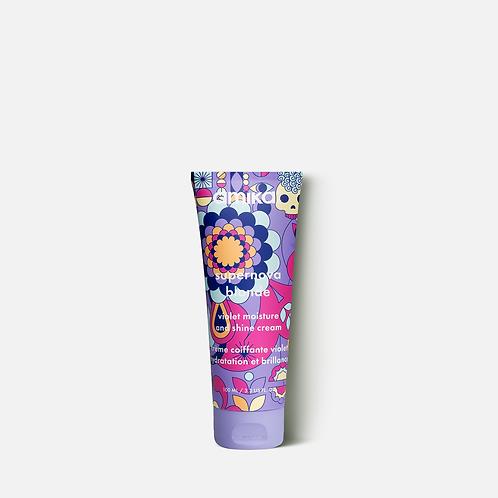 supernova blonde moisture and shine cream