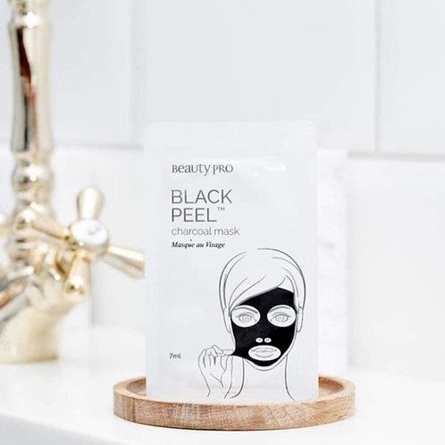 BeautyPro Black Peel Charcoal Face Mask