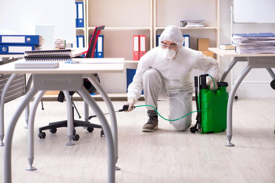 Corporate Coronavirus Cleansing