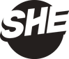 The SHE Mark official logo