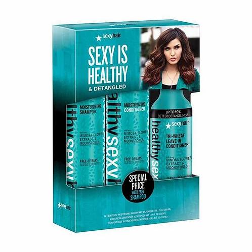 Healthy Sexyhair Care Trio