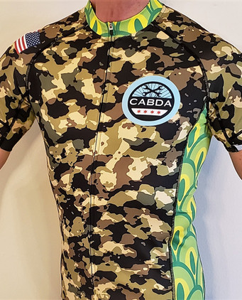 CABDA Chicago custom jersey