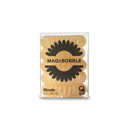 Magi:Bobble Hair Ties - Blonde