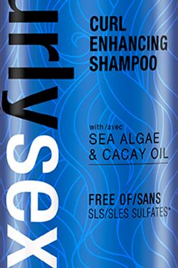 Curly Sexy Hair - Curl Enhancing Shampoo 300ml