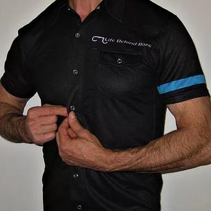 Custom Button-down shirt | custom sublimated trade show apparel | Custom printed casual Button-down shirt | Custom sublimated casual Button down shirt | Custom Button down sublimated shirt