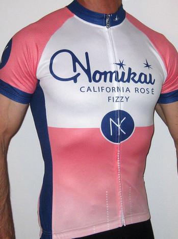 NOMIKAI cuctom cycling jersey | NOMIKAI