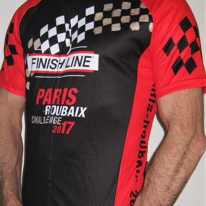 Paris–Roubaix is a one-day professional men's bicycle road race in northern France | Custom cycling jersey
