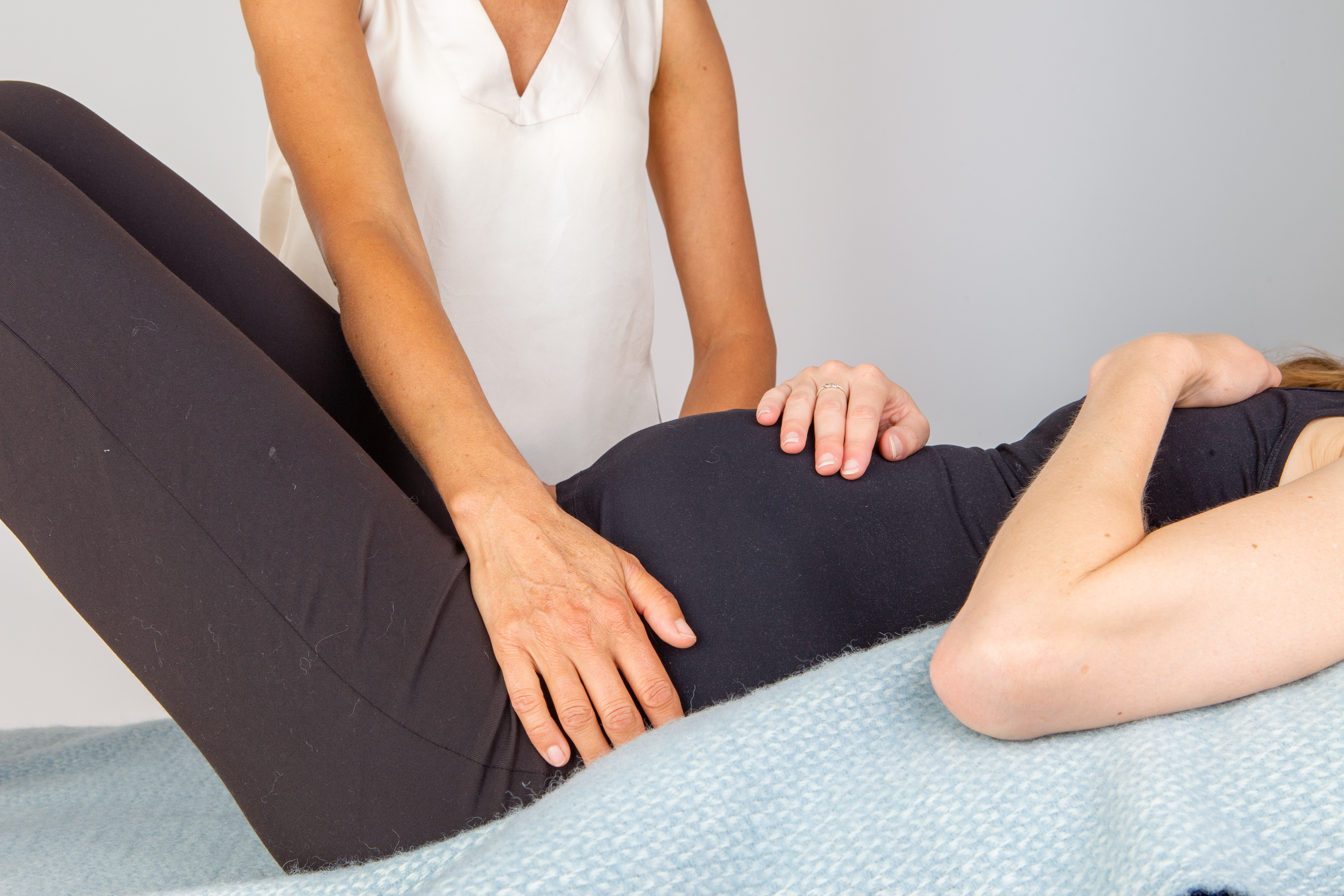 Craniosacral Therapy for Pregnant Women