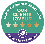 English Rose Beauty House Client Experience Award