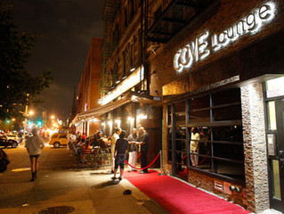 Cove Lounge Featured on Food Network