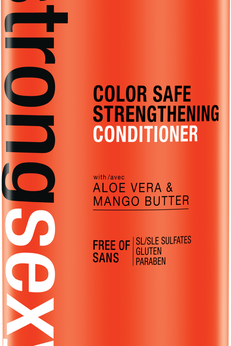 Strong Sexy Hair - Strengthening Conditioner 1000ml