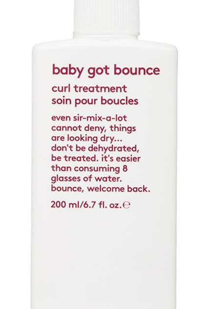 baby got bounce - curl treatment