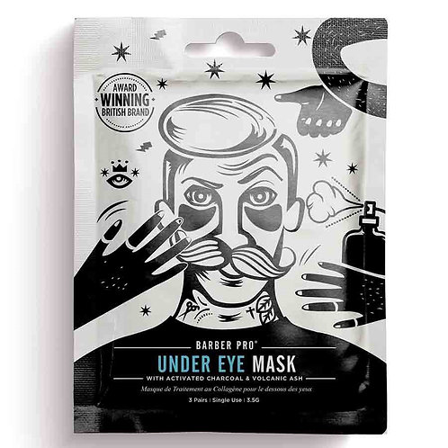 BARBER PRO Under Eye Peel-off Face Mask