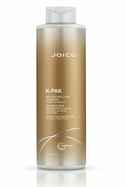 Joico K-Pak Reconstructing Shampoo 1L (1000ml)