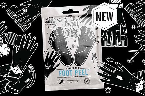 BARBER PRO Foot & Callus Peel Foot Peeling Treatment