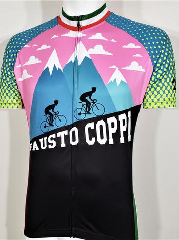 Fausto Coppi Custom Jersey