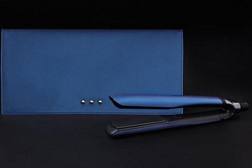 ghd platinum+ styler in cobalt blue