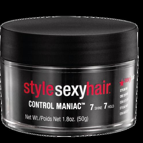 Style Sexy Hair - Control Maniac Wax 50g