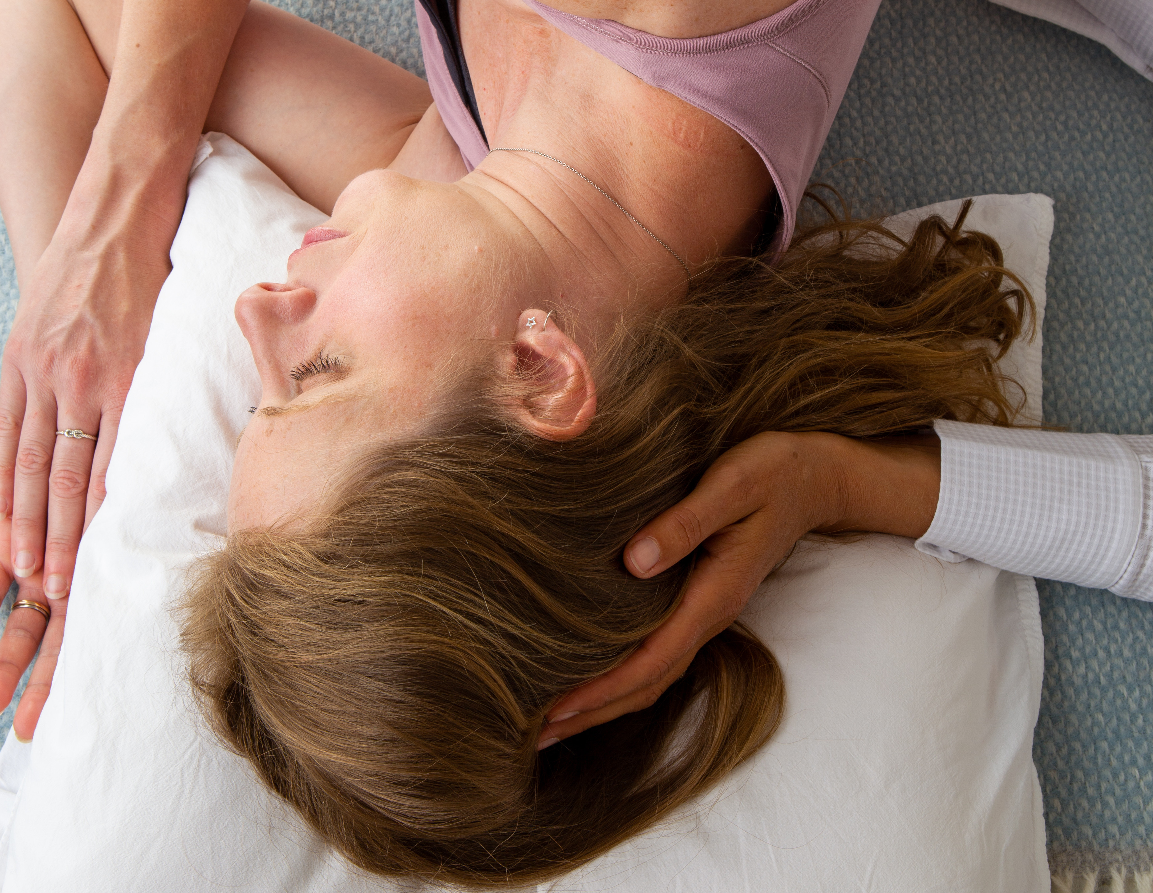 Craniosacral Therapy for Adults