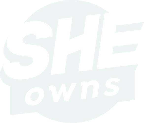 light SHEowns certification mark logo