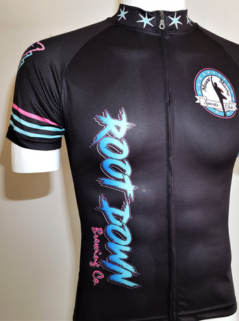 Root Down Brewing Company Custom Cycling Jersey