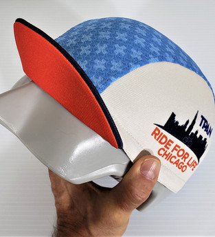 AIDS - Ride for AIDS / TPAN   Ride for life   Custom Cycling Cap   Custom Cap   Custom team cycling Cap   cycling cap   BEST Custom Cycling Cap   American Diabetes Association Tour de Cure   Custom JDRF Diabetes Foundation - Juvenile Diabetes Research Foundation   RAGBRAI   Bike MS Multiple Sclerosis Society    Bicycle Apparel