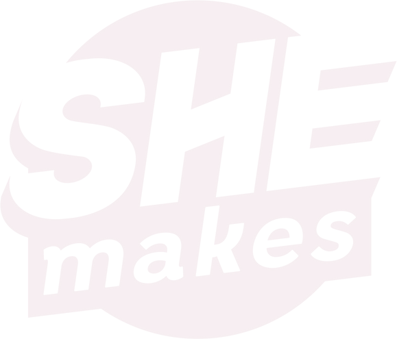 light SHEmakes certification mark logo