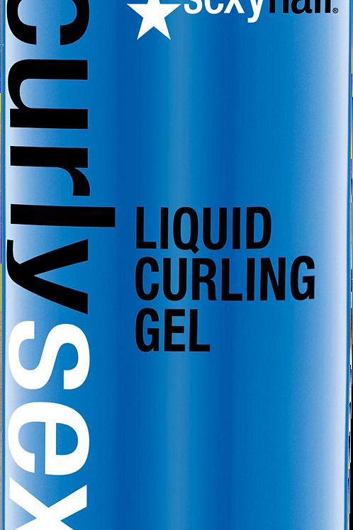 Curly Sexy Hair - Liquid Curling Gel 250ml