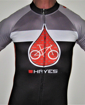 hayes performance systems custom jersey for the Scenic Shore 150