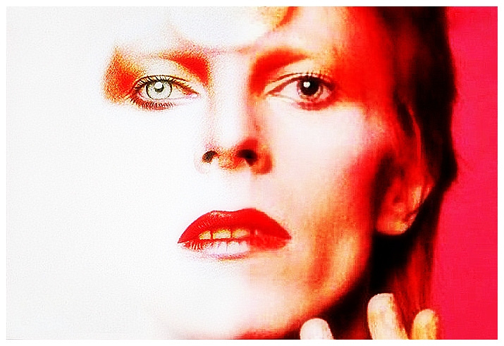 Chameleon's Choice - Tributo a Bowie