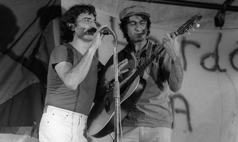 Bellchior e Raimundo Fagner