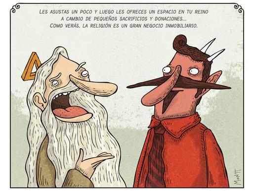 Seis Cartunistas Latino-Americanos que Você Precisa Conhecer