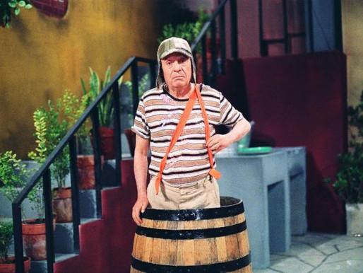 Para onde vai, Chespirito?