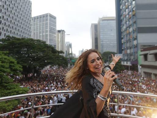 Carnaval sem cordas ou Daniela para Sampa pela 2ª vez
