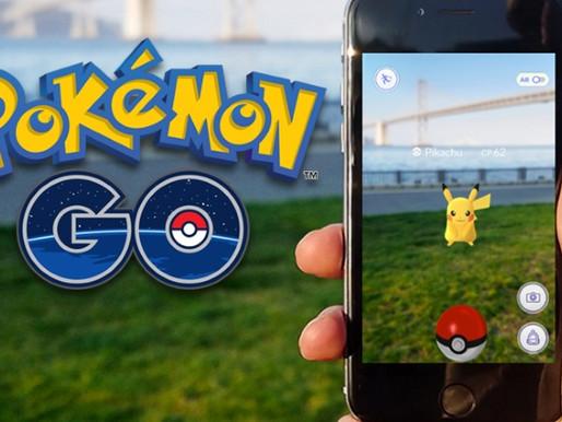 Pokémon Go: a excitação encapsulada