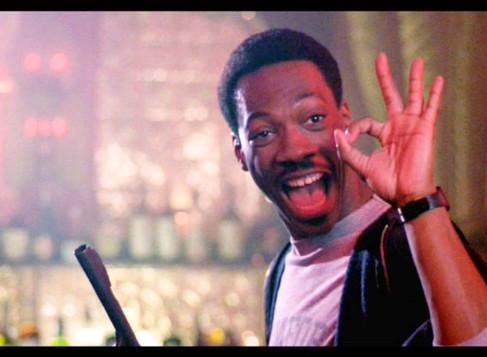 Um Tira da Pesada I [Beverly Hills Cop] 1984