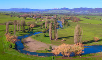 Delatite River