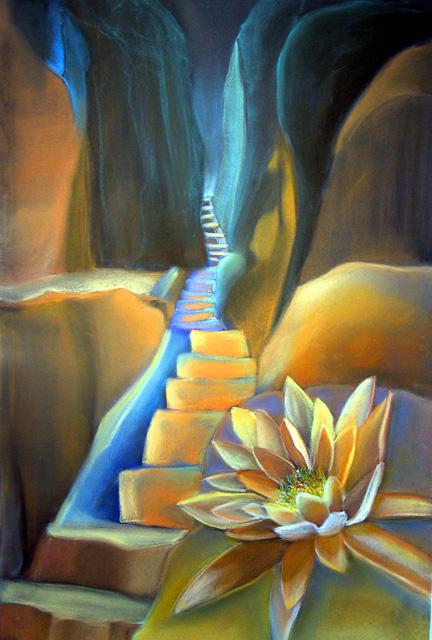 Into the Night-pastel-24x36-$350.jpg