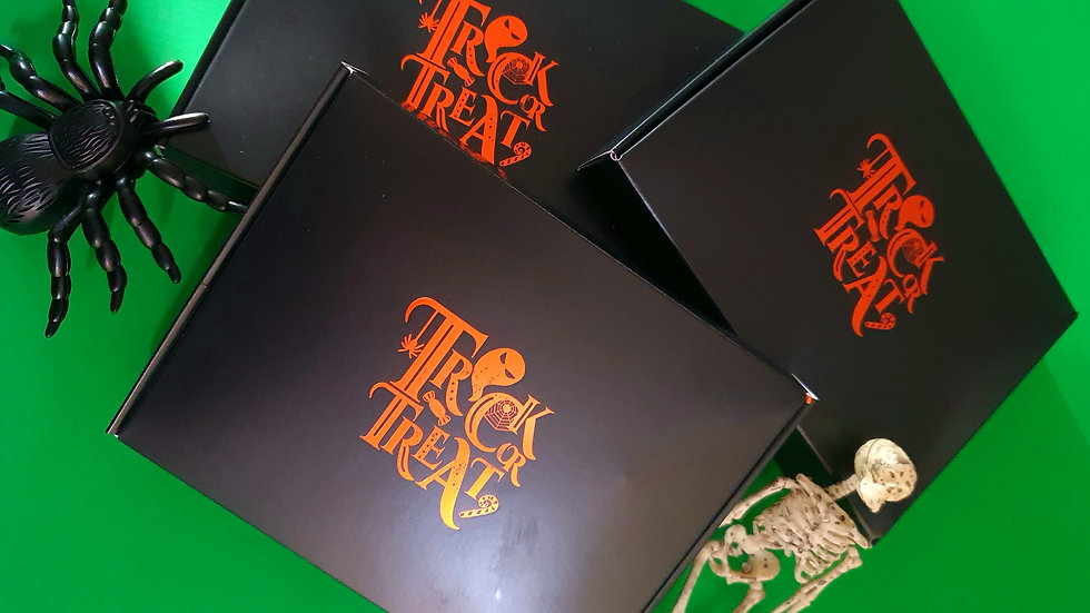 Trick or Treat Gift Box Medium