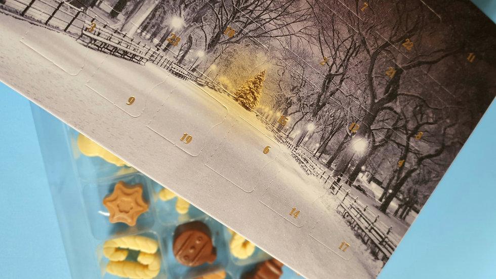 Winter Scene Advent Calender