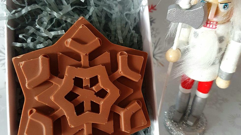 Smores Snowflake Gift Boxed