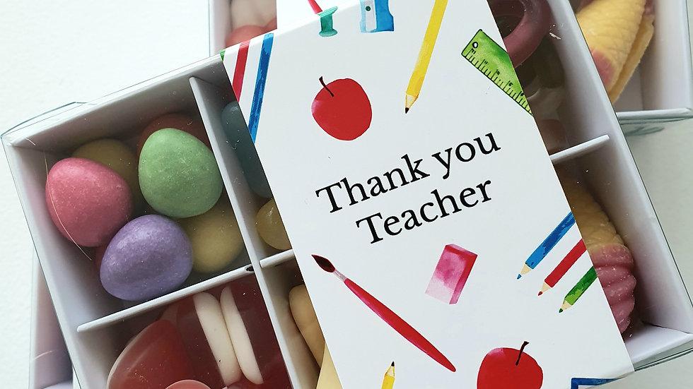 Thank You Teacher Pick'n'mix Box