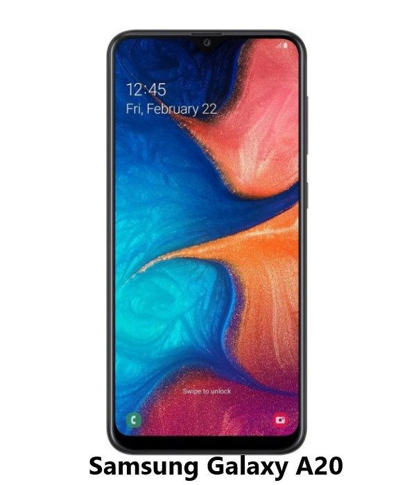 Samsung A20 Screen Repair