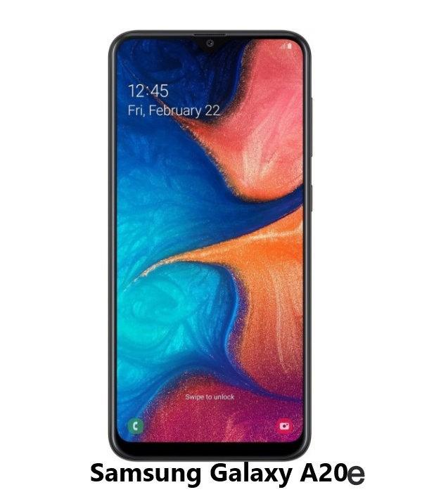 Samsung A20e Screen Repair